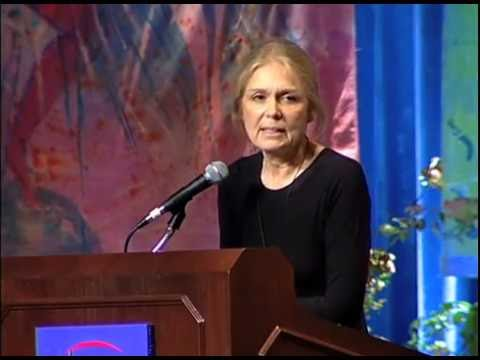 Gloria Steinem: From Independence to Interdependence