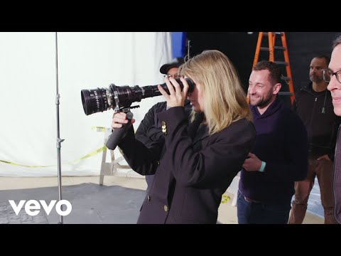 Taylor Swift - The Man (Behind The Scenes: Directing)