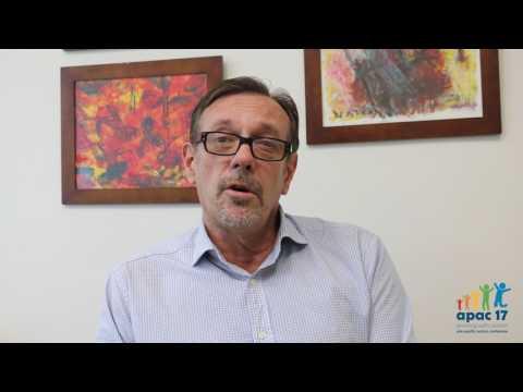 Trevor Clark  - Apac 17 Symposium Speaker