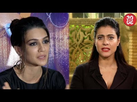 Kriti's Birthday Becomes Unforgettable | Kajol Speaks About The Sexism In The Industry