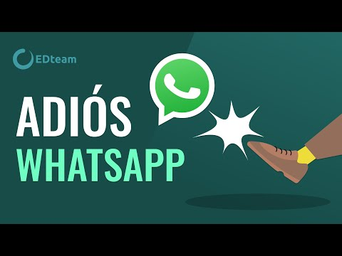 ¿Es momento de dejar WhatsApp?