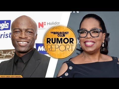 connectYoutube - Seal Slams Oprah For 'Ignoring Rumors' About Harvey Weinstein
