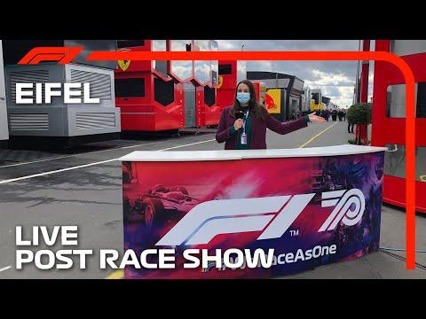 F1 LIVE: Eifel GP Post-Race Show