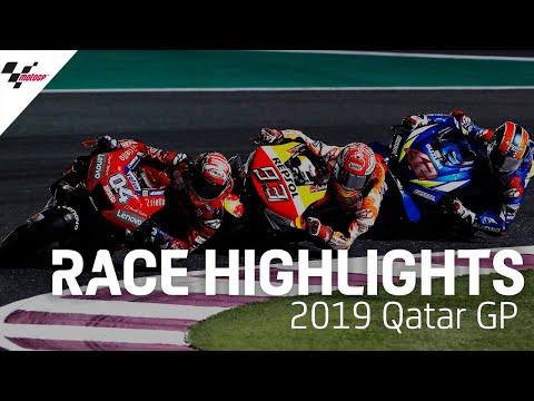 MotoGP Race Highlights  | 2019 #QatarGP
