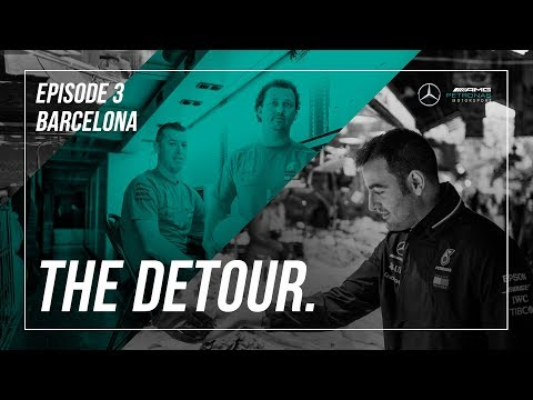 The Detour, Episode 3 - How to Build an F1 Race Weekend