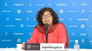 Coronavirus en Argentina: reporte diario del Ministerio de Salud (martes 19 de mayo)