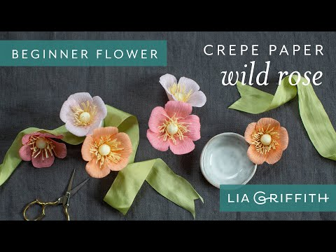How to Make a Wild Rose Bloom – English Garden Pack Starter Flower