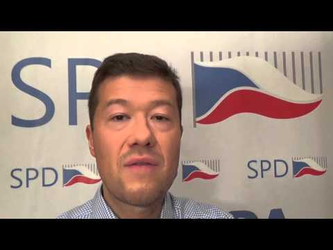 Tomio Okamura: Prosazuji zákaz islámského práva šaría a džihádu na území ČR