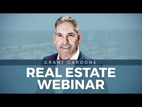 Grant Cardone Shows You How Real Estate Investing Works LIVE! photo