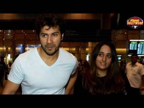 Varun – Natasha Spend Entire Weekend Together At An Undisclosed Location | Bollywood News