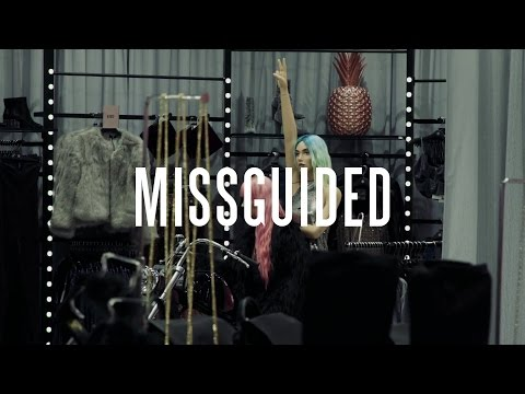 missguided.co.uk & Missguided Promo Code video: The #MissguidedIRL Store Launch Party | Missguided