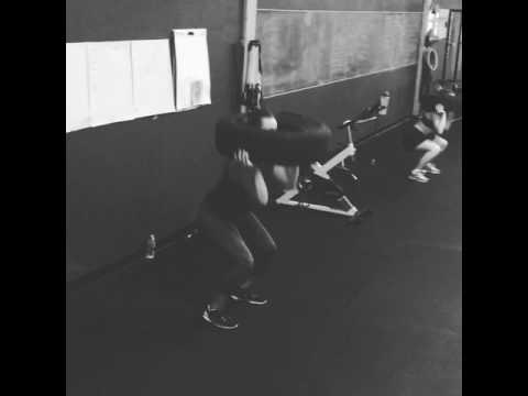 Tire Thrusters AX Fitness