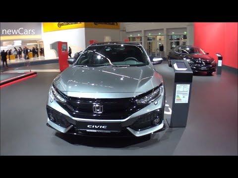 The new HONDA CIVIC car 2020