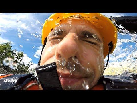 QUAND TU FRÔLES LA NOYADE (Vlog Canada #2)