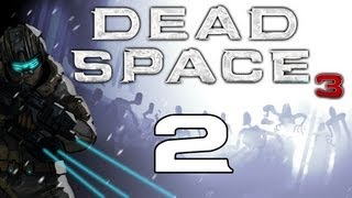 Dead Space 3 Gameplay / Hard Difficulty Walkthrough w/ SSoHPKC Part 2 - City Escape