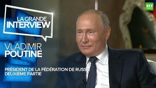 Interview de Vladimir Poutine sur NBC - Deuxième partie