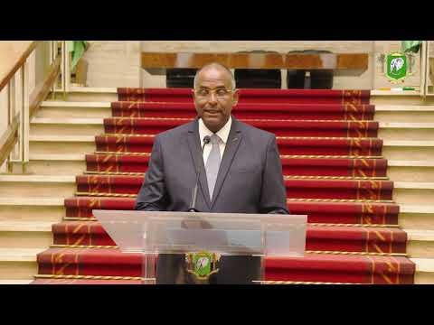Communiqué du Secrétaire Général de la Présidence de la République