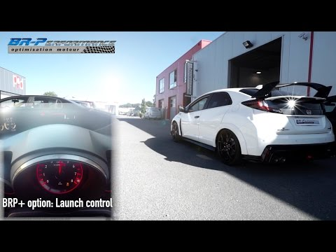 Honda Civc Type R Stage 2 BRP+ Launch control By BR-Performance