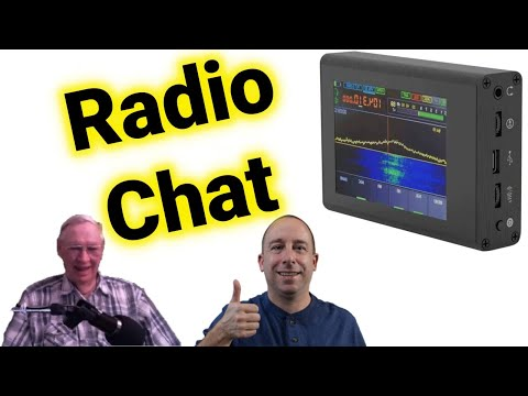 Shortwave and Ham Radio Chat with Tom and Rob