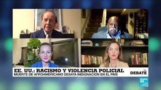 Racismo y violencia policial en Estados Unidos, ¿hasta cuándo