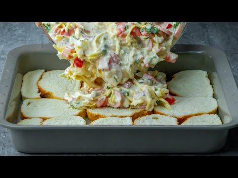 Не выбрасывайте черствый хлеб. Вы даже не представляете, что можно из него приготовить! photo
