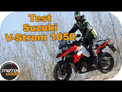 Suzuki V-Strom 1050 Primera Toma de Contacto   Motosx1000