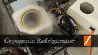 Ultra low-temperature cascade refrigeration system repair