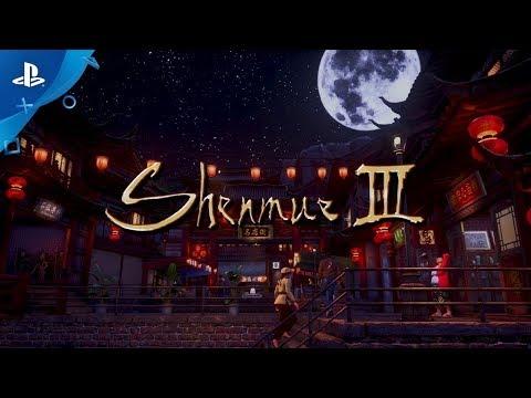 Shenmue III - E3 2019 Trailer | PS4