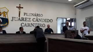 16° SESSÃO ORDINÁRIA REALIZADA NO DIA 14/06/2019