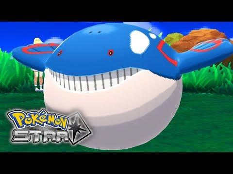 connectYoutube - Pokémon Star Gameplay (3DS) Episode 02 - Alolan Wailmer?!