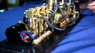 Saito Steam Boiler B3 T3dr Operation Youtube