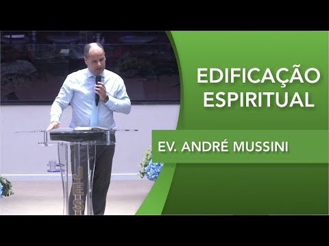 Ev. André Mussini   Servos fiéis   Deuteronômio 10.12   26 11 2019