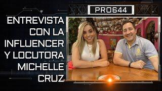 01 | ZD | EL PODER DE LOS INFLUENCERS | ENTREVISTA CON LA LOCUTORA Y EMPRESARIA MICHELLE CRUZ
