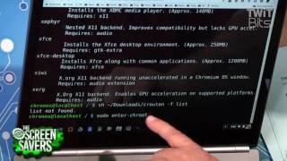 Install Linux on Your Chromebook