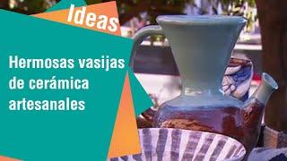 Hermosas vasijas de cerámica 100% artesanal | Ideas