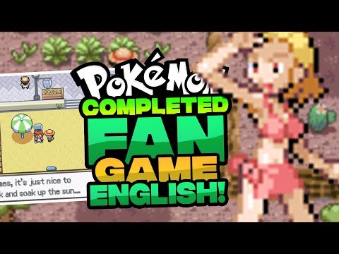 connectYoutube - ENGLISH COMPLETED POKEMON FAN GAME! - POKEMON UMBER FANGAME (Gameplay& Download)