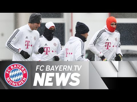FC Bayern prior to Hertha: Record win without James?
