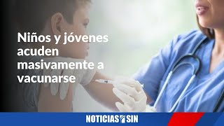 #SINFinDeSemana: Vacunación, Omsa y vaguada