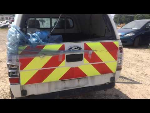 Ford Ranger 2011 m dalys