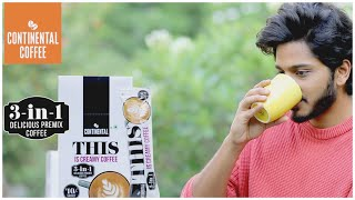 Young Hero Teja Associates With Continental Coffee | Continental Coffee Advertisement | TFPC - TFPC