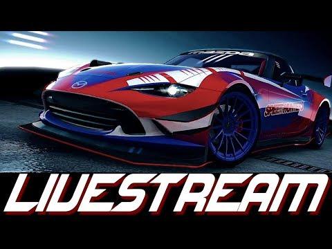 Need For Speed No Limits - # Zero To Hero Speed Hunters Mazda MX 5 Day 4 - Live Stream
