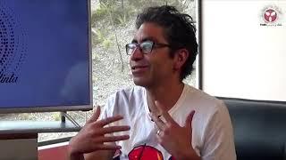 Bernardo Arancibia nos cuenta como llega al teatro 04-12-20