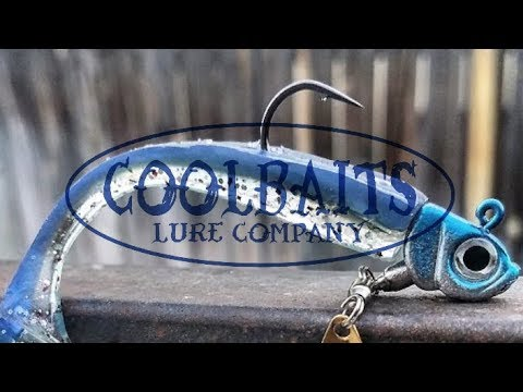 coolbaits lure company the 1 underspin for variety of fish