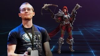 The Best Demon Hunter Build in Heroes of the Storm