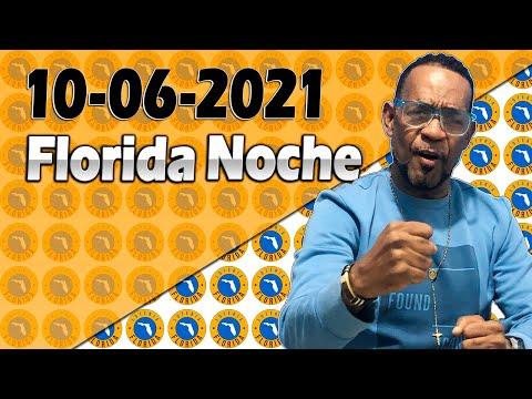 Resultados y Comentarios La Florida Noche (Loteria Americana) 10-06-2021 (CON JOSEPH TAVAREZ)