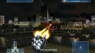Прохождение игры Железный Человек часть 2.
