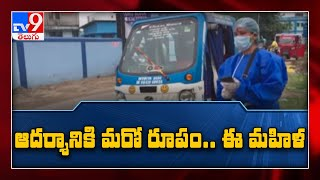 Healthcare workers braid hair, shave beard of COVID-19 patients in Odisha's Ganjam - TV9 - TV9