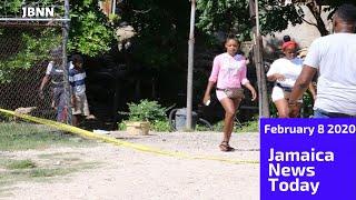 Jamaica News Today February 8 2020/JBNN