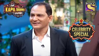 Azhar's Debate About His Century | The Kapil Sharma Show S1 | Shah Rukh Khan | Celebrity Special - SETINDIA