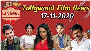 Tollywood News Today 17-11-2020 | Telugu Film News Latest Updates | TFPC News - TFPC
